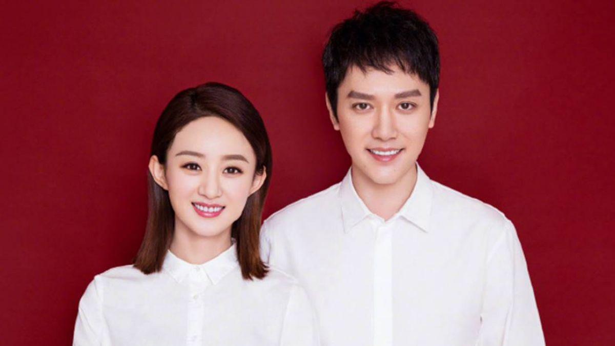 真的嫁了!趙麗穎、馮紹峰同曬婚照 10克拉鑽戒秀玄機