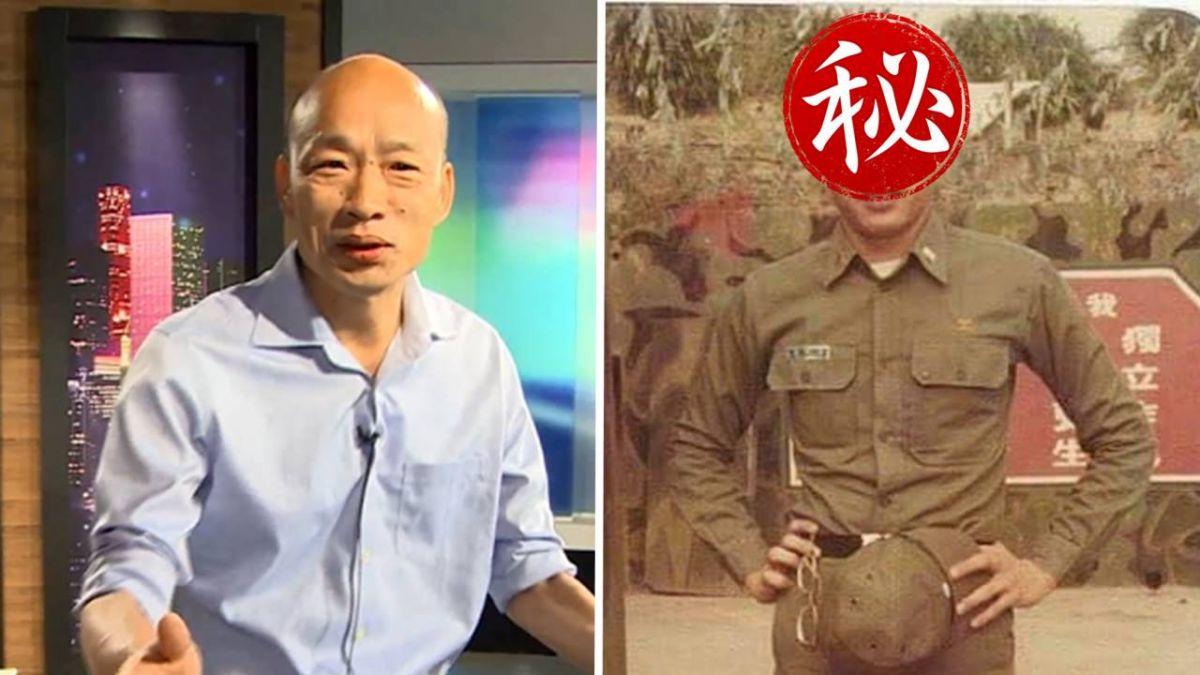 韓國瑜霸氣喊話:不化妝不髮膠!爆頭髮掉光秘辛