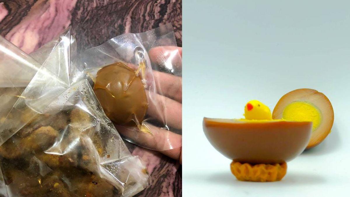 史上最狂商攝!幫滷蛋、肉乾拍出生命力 網:怒買一波