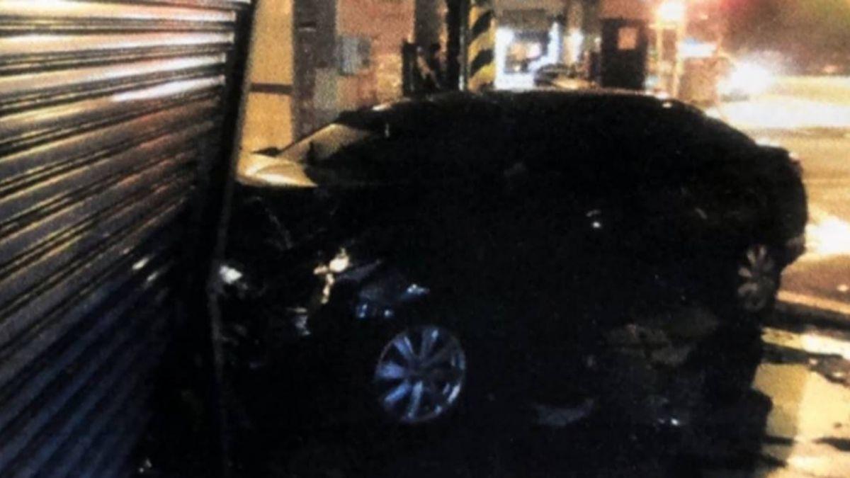 酒駕對撞衝進百年阿全碗粿 業者痛罵:應加重刑責
