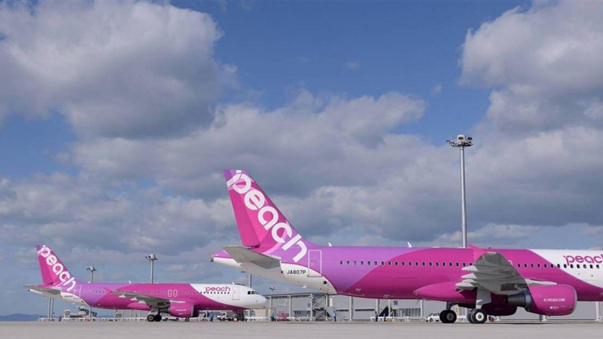 樂桃2航班轉降桃機竟飛回日本 代理旅行社證實
