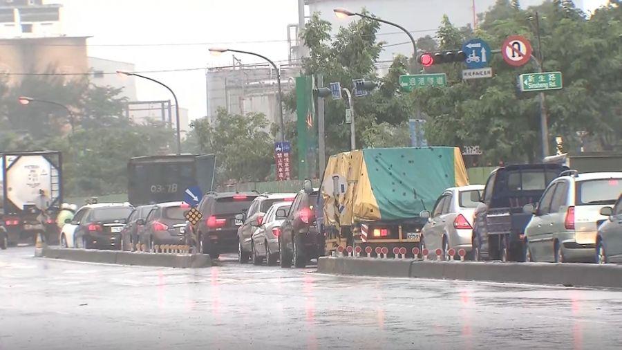 東北季風華南雲雨影響 北台灣低溫探19度