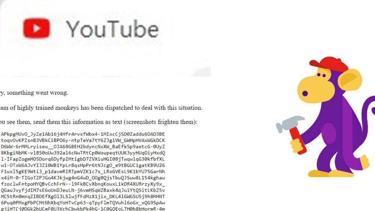 YouTube全球當機  官方致歉並修復中